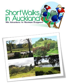 short walks in auckland amazon link